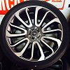 22 Inch Style 7 Range Rover Alloy Wheels/Tyres